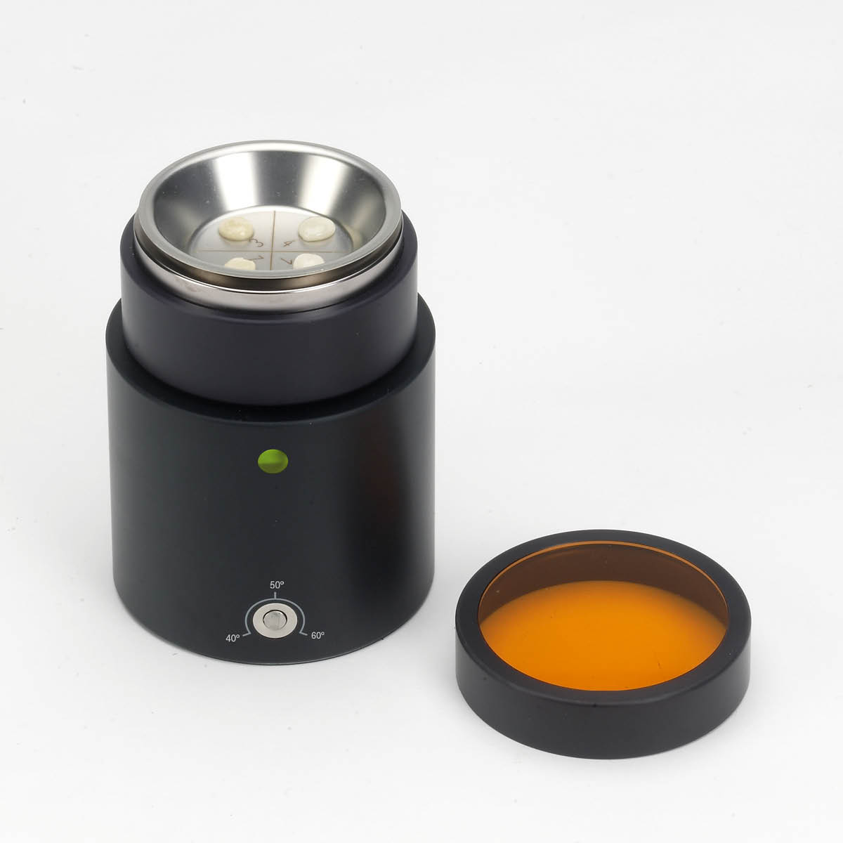 EASE-IT 1200 x 1200 1 jar and heater